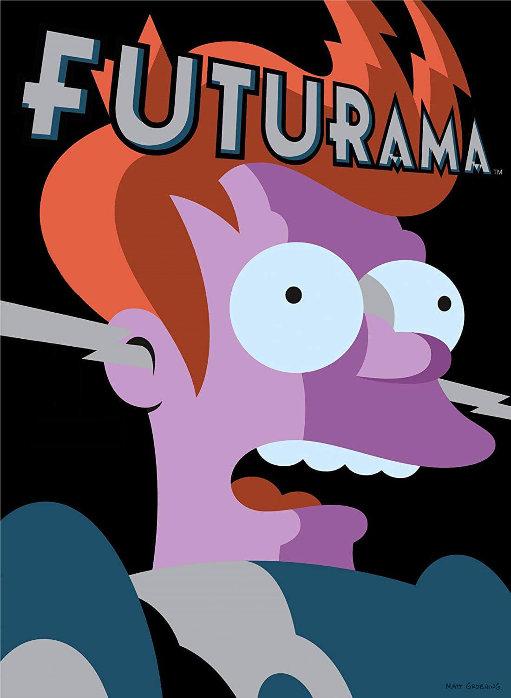 Futurama T.1-4 (FOX, 1999-2003)