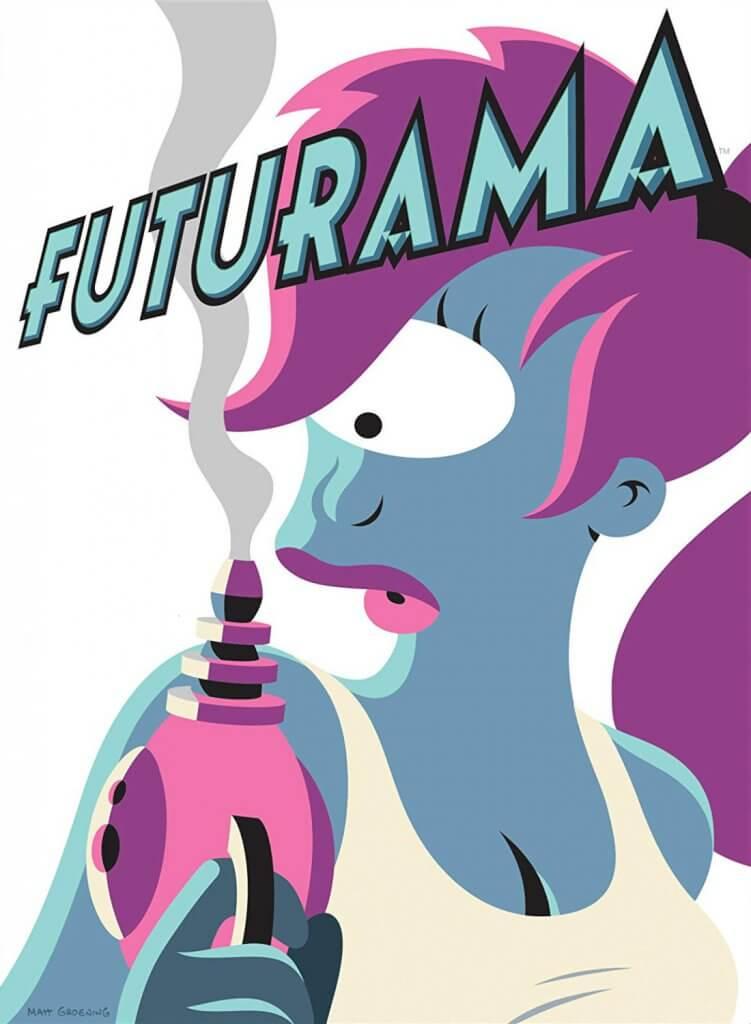 Futurama T.6-7 (Comedy Central, 2010-2013)