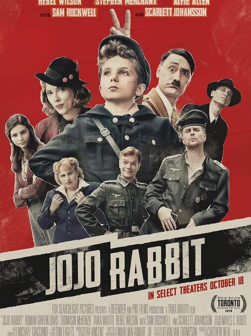 Jojo Rabbit (Taika Waititi, 2019)