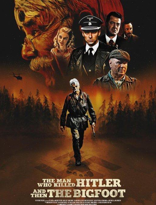 El hombre que mató a Hitler y después a Bigfoot (Robert D. Krzykowski, 2018)