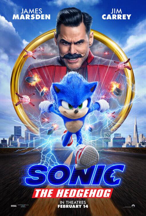 Sonic, la película (Jeff Fowler, 2020)