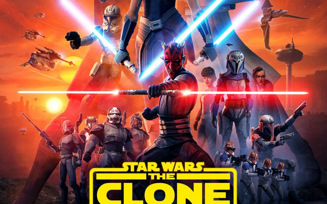 Star Wars: The Clone Wars T.7 (Disney+, 2020)