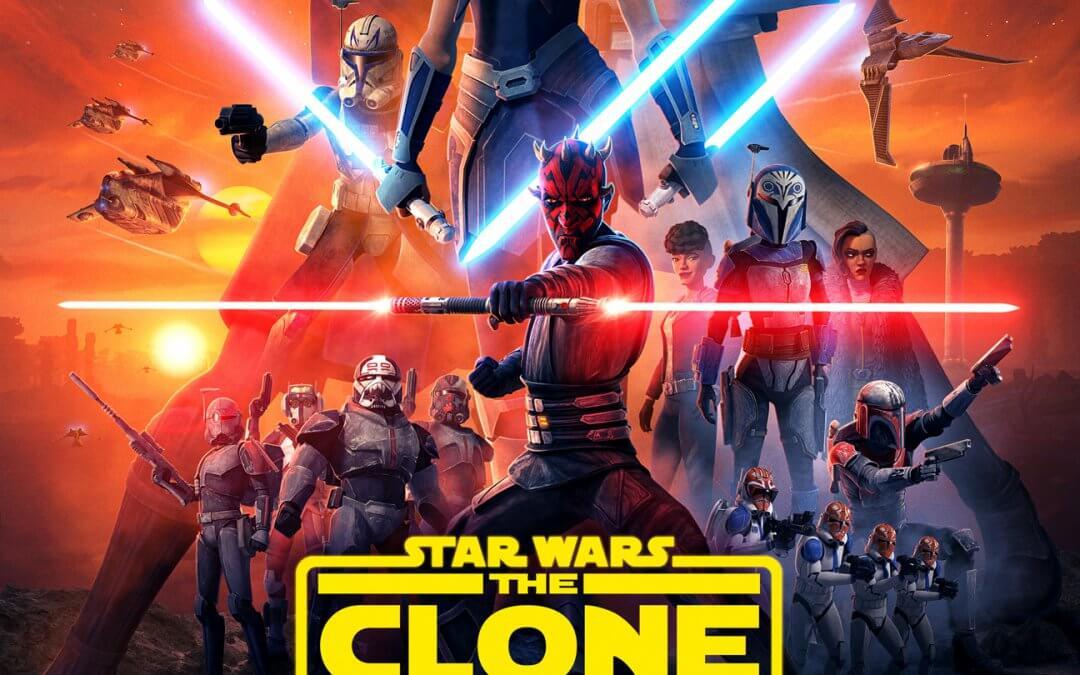 Star Wars: The Clone Wars T.7 (Disney+, 2020)