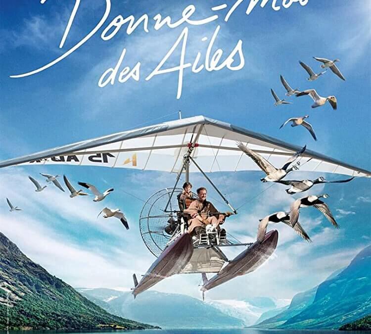 Volando juntos (Nicolas Vanier, 2019)