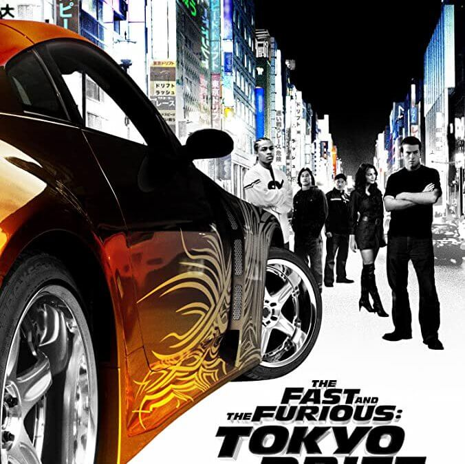The Fast and the Furious: Tokyo Drift (Justin Lin, 2006)