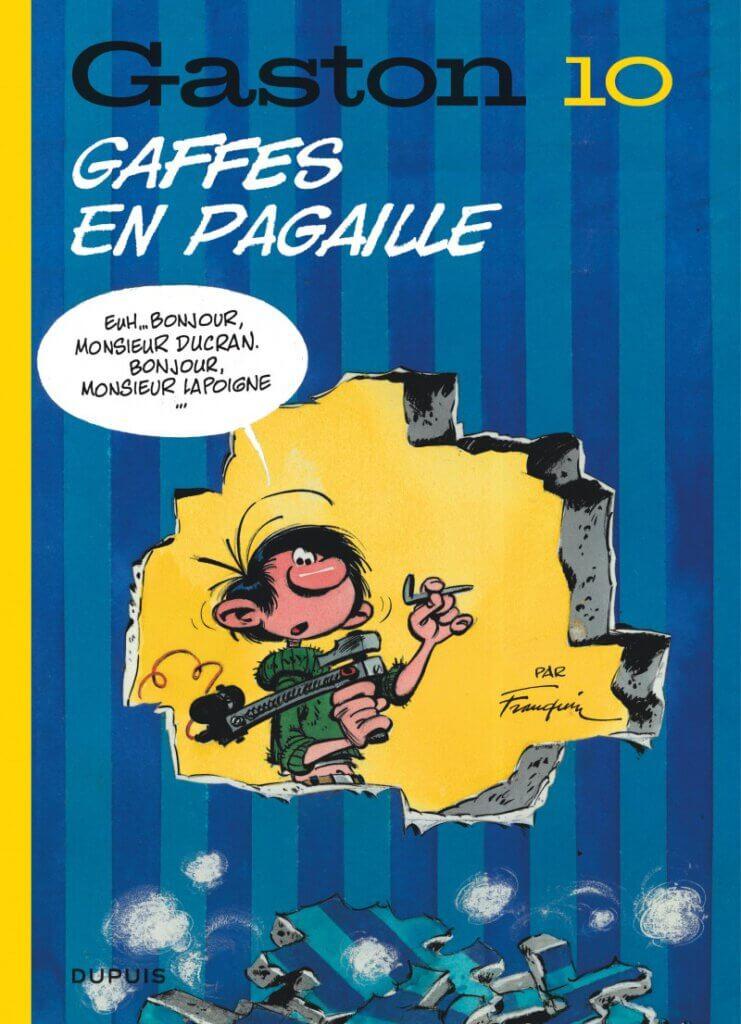 Gaston Elgafe (André Franquin, 1957-1997)
