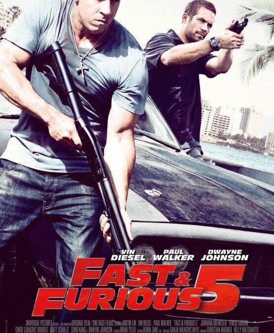 Fast & Furious 5 (Justin Lin, 2011)