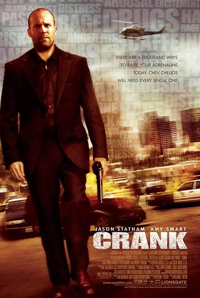 Crank: Veneno en la sangre (Mark Neveldine, Brian Taylor, 2006)