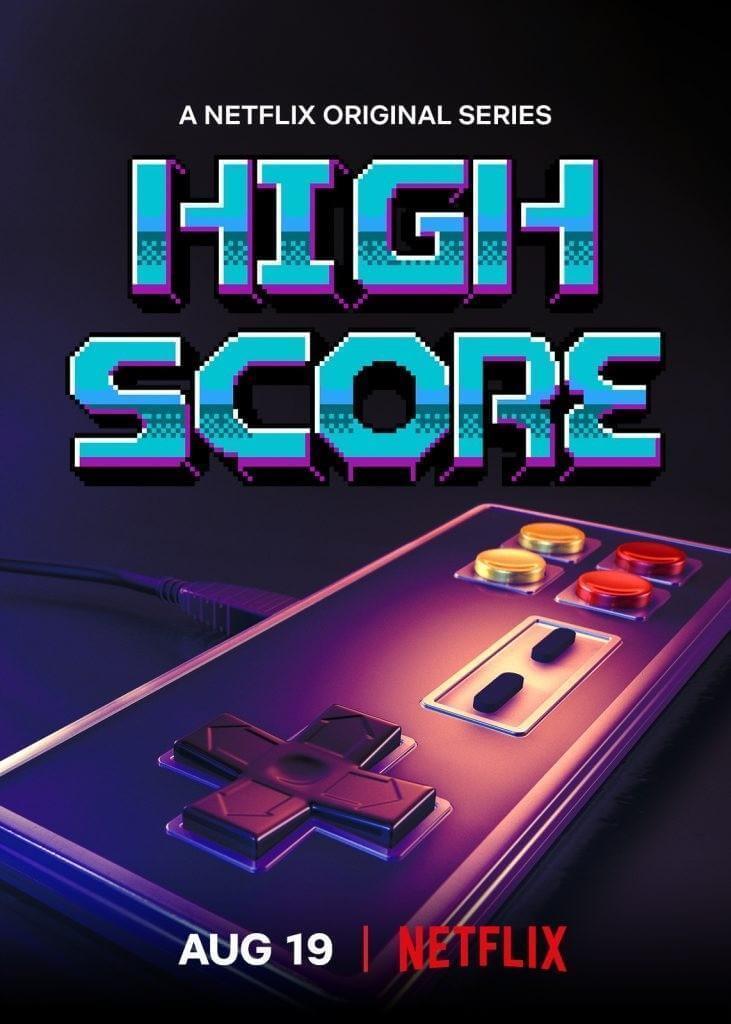 High Score: El  mundo de los videojuegos (Netflix, 2020)