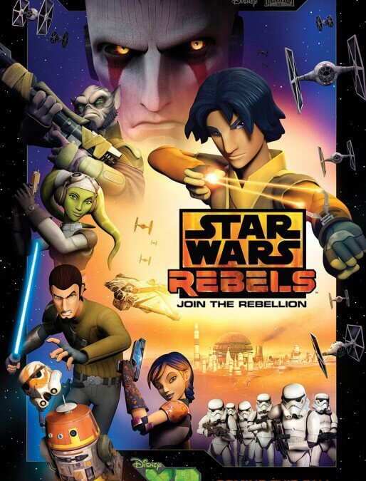 Star Wars: Rebels (Disney XD, 2014-2018)