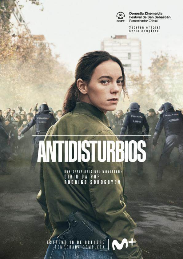 Antidisturbios (Movistar+, 2020)