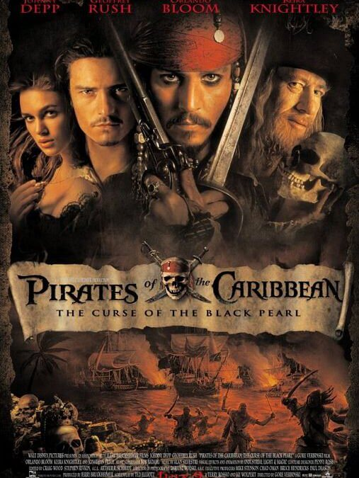 Piratas del Caribe: La maldición de la Perla Negra (Gore Verbinski, 2003)