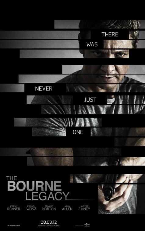El legado de Bourne (Tony Gilroy, 2012)