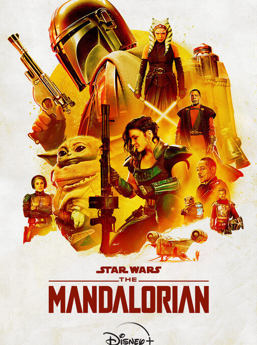 The Mandalorian T.2 (Disney+, 2020)