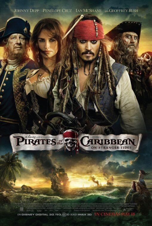 Piratas del Caribe: En mareas misteriosas (Rob Marshall, 2011)