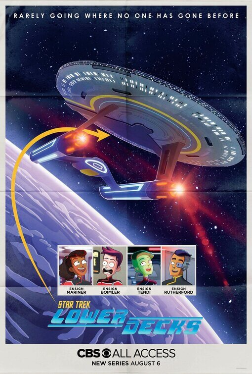 Star Trek: Lower Decks T.1 (Amazon Prime, 2020)