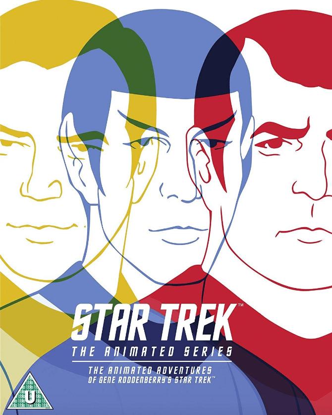 Star Trek: La serie animada (NBC, 1973-1974)