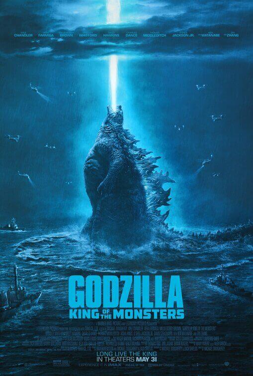 Godzilla: Rey de los monstruos (Michael Dougherty, 2019)
