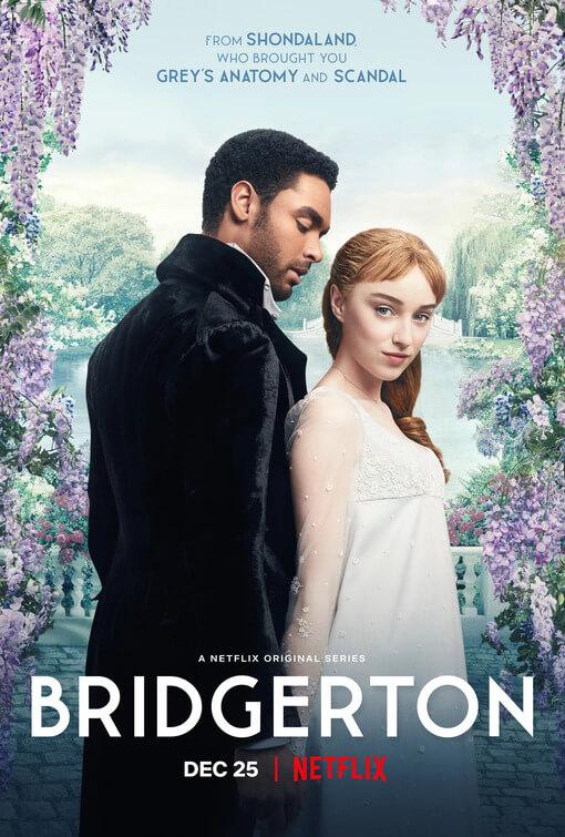 Los Bridgerton T.1 (Netflix, 2020)