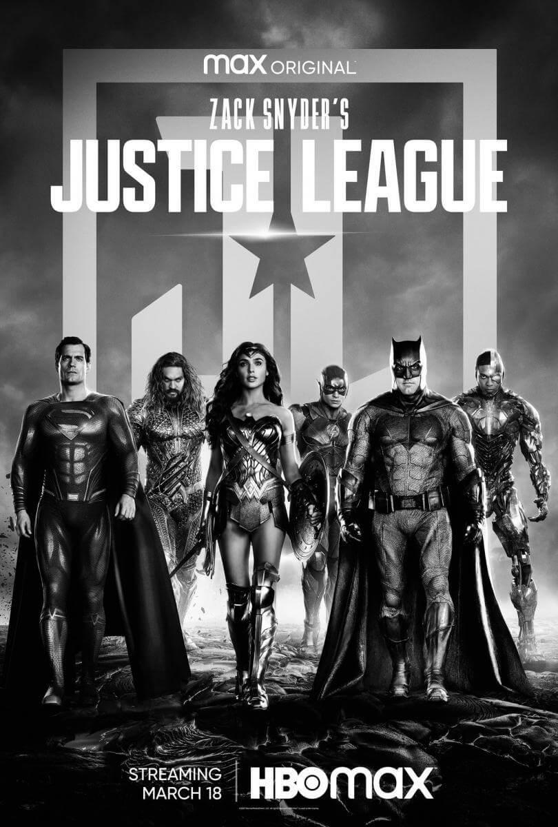La Liga de la Justicia de Zack Snyder (Zack Snyder, 2021)