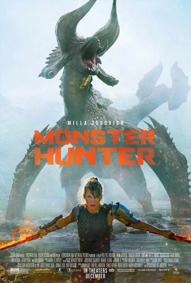 Monster Hunter (Paul W. S. Anderson, 2020)