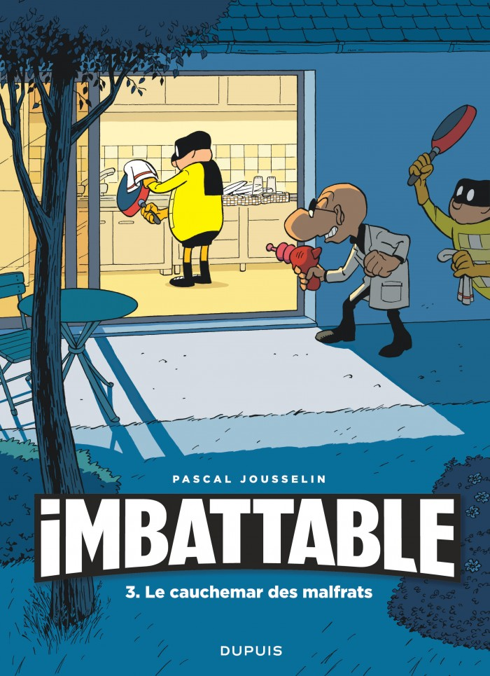 Imbattable (Pascal Jousselin, 2013-2021)