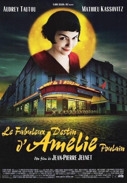 París, el fabuloso destino de Amélie Poulain