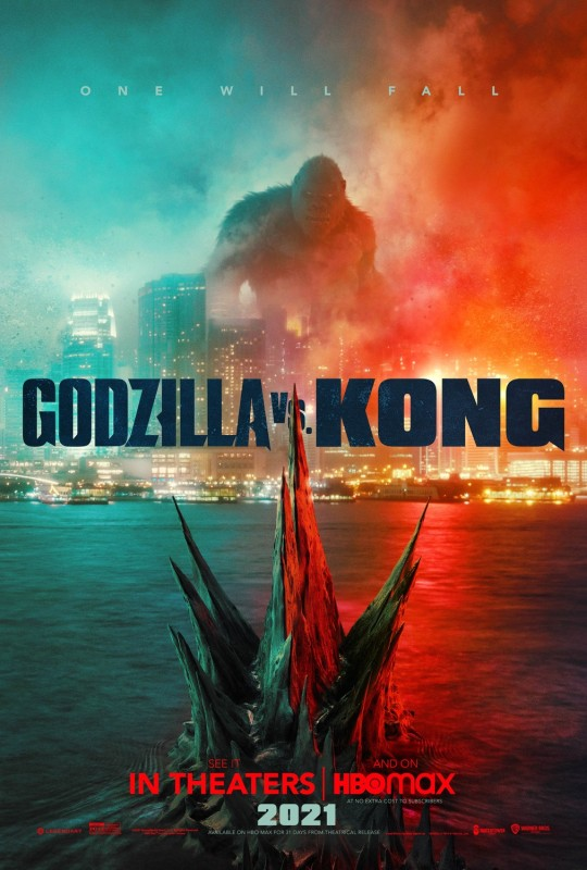 Godzilla vs. Kong (Adam Wingard, 2021)