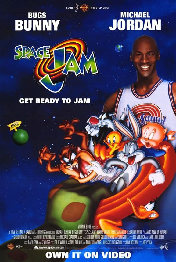 Space Jam (Joe Pytka, 1996)