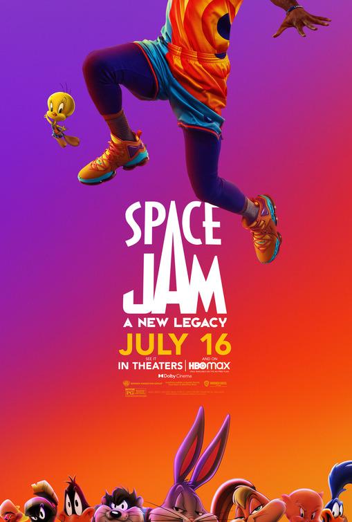 Space Jam: Nuevas leyendas (Malcolm D. Lee, 2021)