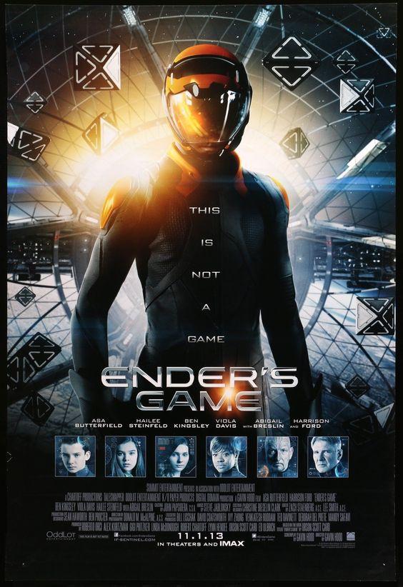 El juego de Ender (Gavin Hood, 2013)