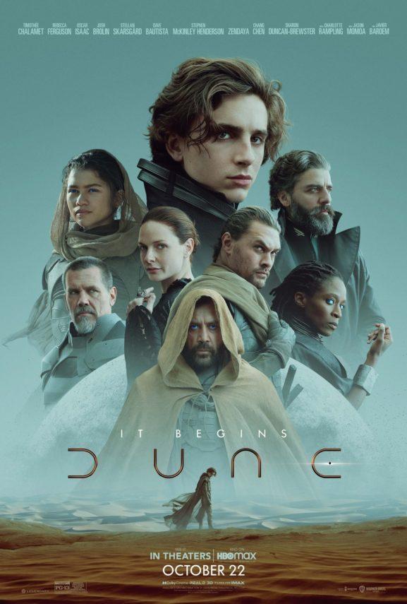 Dune (Denis Villeneuve, 2021)